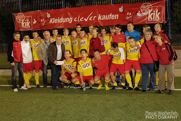 Kreispokal - Finale: Mengede o8/20 - ASC 09 Dortmund