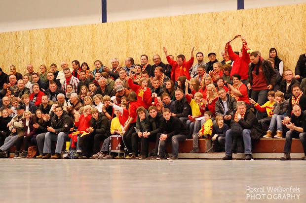 Hallenfußball - Stadtmeisterschaft 2011 Vorrunde Halle Nette