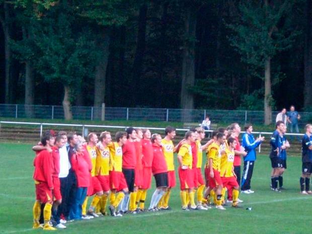 Verbandspokal - Achtelfinale: Mengede 08/20 - SC Wiedenbrück 2000