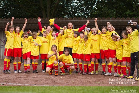 D1-Jugend krönt tolle Saison mit Aufstieg