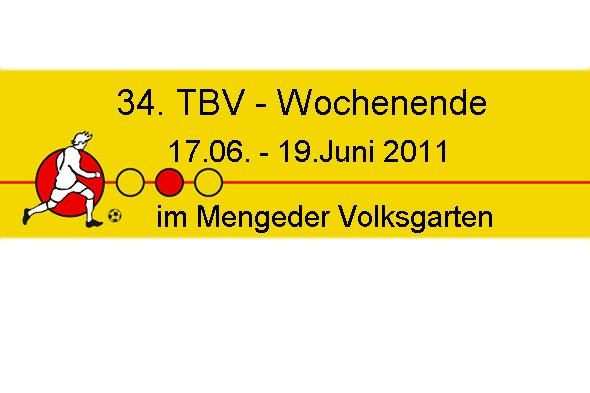 Das 34. TBV-Wochenende trotzt Wind und Regen!