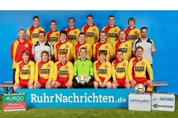 U23 - 2.Spieltag  SG Lütgendortmund II - Mengede 08/20 II