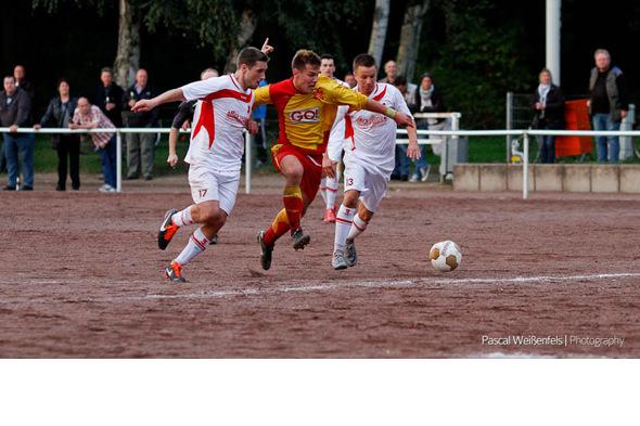 Nächste Sensation im Verbandspokal: 3:1 Sieg gegen Westfalenligist SC Roland Beckum