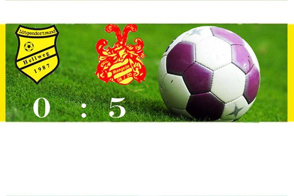 U23 - Spieltag 10 gg. Hellweg Lütgendortmund