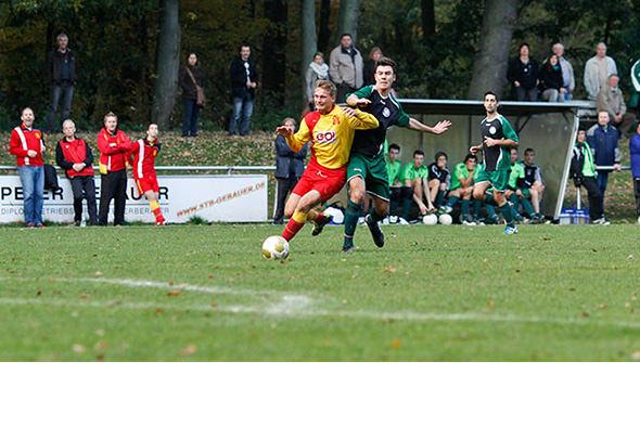 Eddy Sprenger führt 08/20 zum Sieg gegen Sodingen