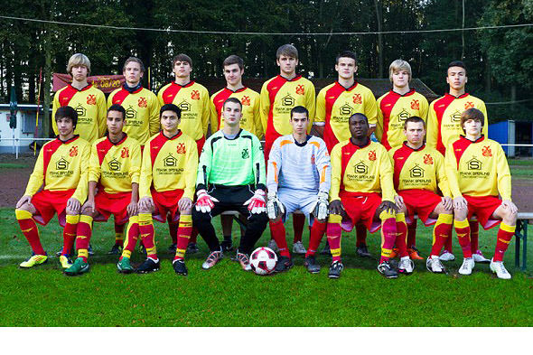 U 19 schlägt ASC 09 im Halbfinale! Die Begegnung wird  wiederholt!