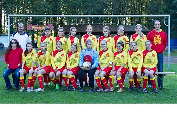 Unglückliches Pokal-Aus im Viertelfinale für die U17-Mädchen!