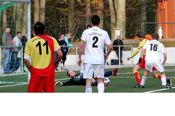 U23 - Erneut nur einen Punkt erzielt