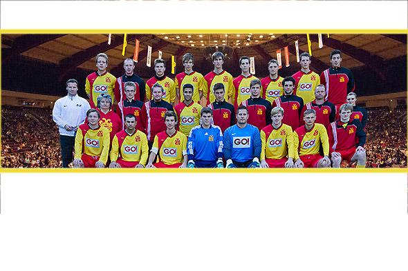 28. Hallenfußball-Stadtmeisterschaft 2011/12