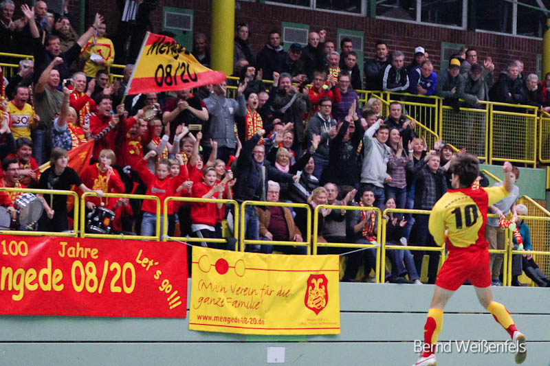 Hallen-Fußball-Stadtmeisterschaft 2012