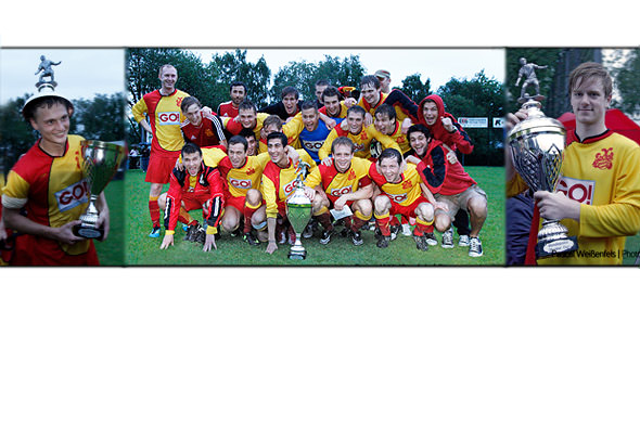 "Auslosung ""Hecker-CUP 2012"""