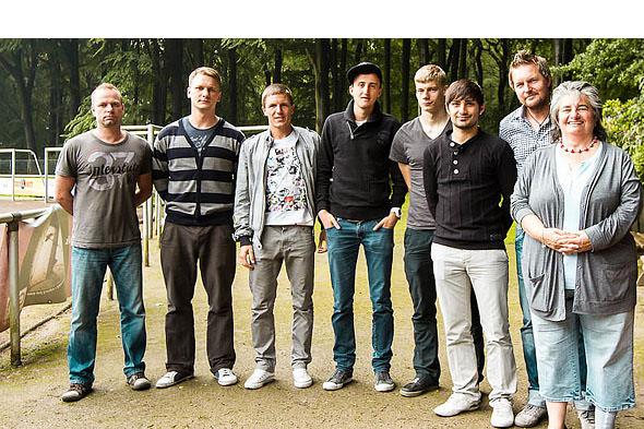 Neuzugänge für die Westfalenliga-Saison 2012/13