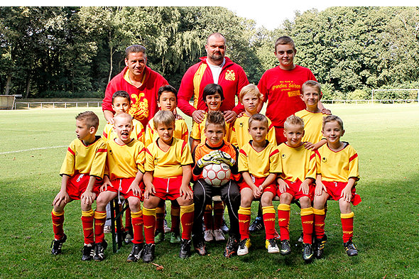 F-Junioren siegen mit 4:2 bei der SG Lütgendortmund