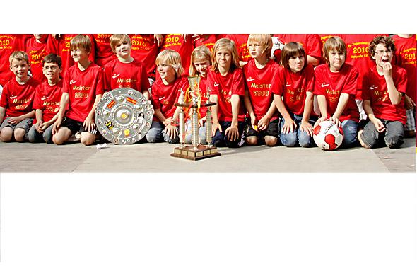 Die Jugendabteilung von Mengede 08/20 wählt neuen Vorstand