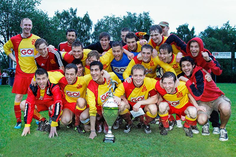 Hecker-Cup 2013 im Aplerbecker Waldstadion
