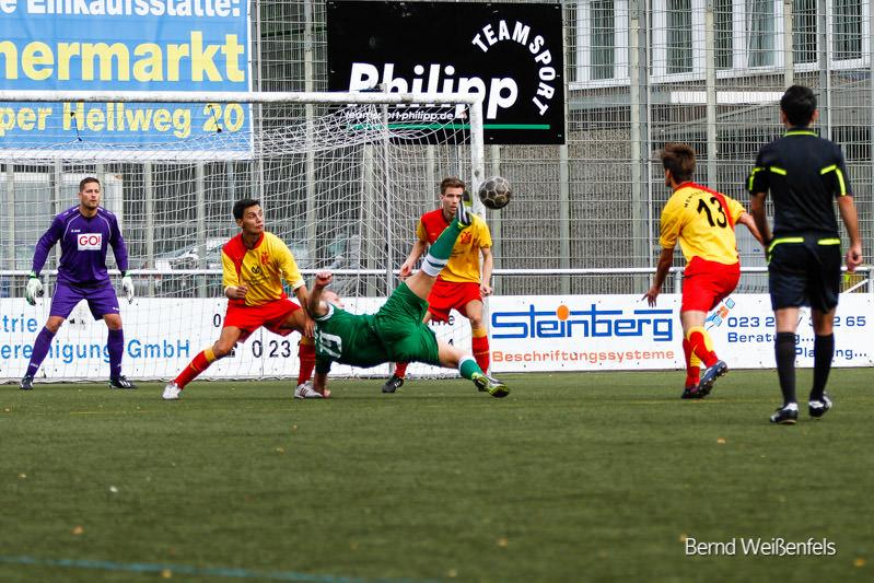 Unnötige Niederlage zum Einstand von Andreas Teichmann