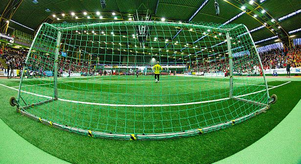 Finaltag der 30. Dortmunder Hallenfußball Stadtmeisterschaft