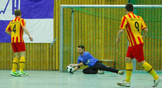 30. Dortmunder Hallenfußball Stadtmeisterschaft für Amateurmannschaften