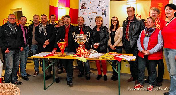 Mengeder Unternehmen ziert die Trikotbrust der 1. Mannschaft in der neuen Westfalenliga-Saison!