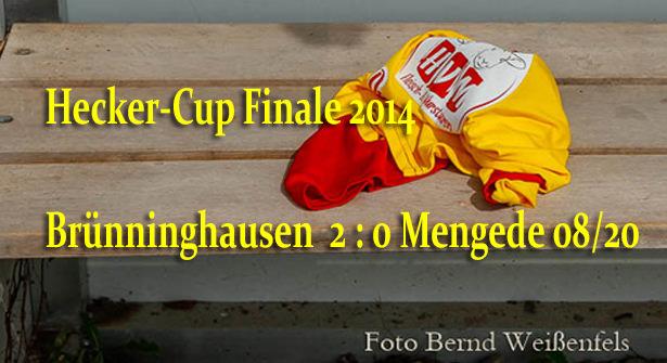 0:2 Niederlage im Hecker-Cup Finale