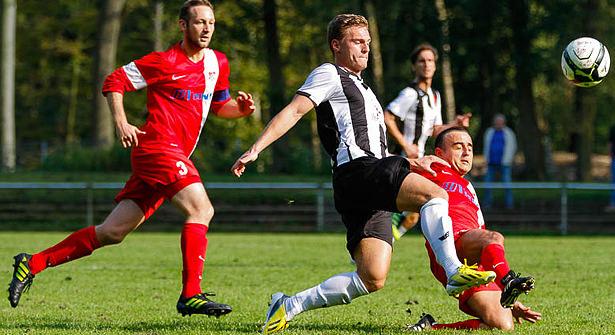 6:0 Kantersieg gegen Kirchhörder SC