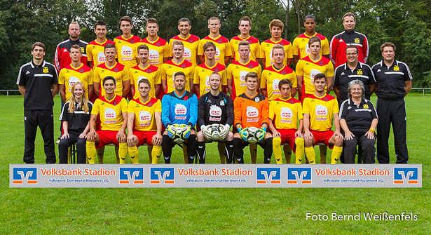 Letztes Meisterschafts-Heimspiel 2014 gegen SV Holzwickede!!!