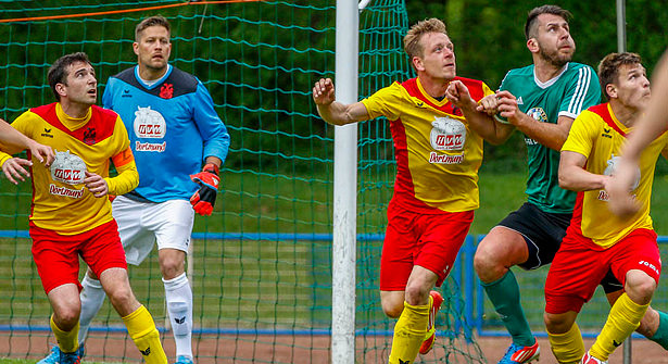 Niederlage am Lüttinghof! SC Hassel - 08/20 1:0!