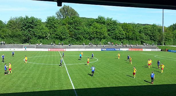 Keine Punkte in Iserlohn! FCI gg. 08/20 2:0!