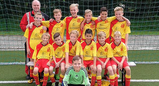 Große Chance für die DI Jugendmannschaft