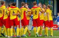 Hecker Cup 2015 - Mengede 08/20 im Finale!