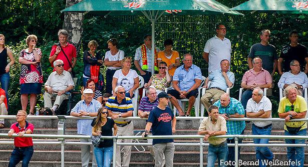 Hecker-CUP 2015 im Waldstadion
