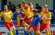 Hecker-Cup: 08/20 erreicht Viertelfinale!