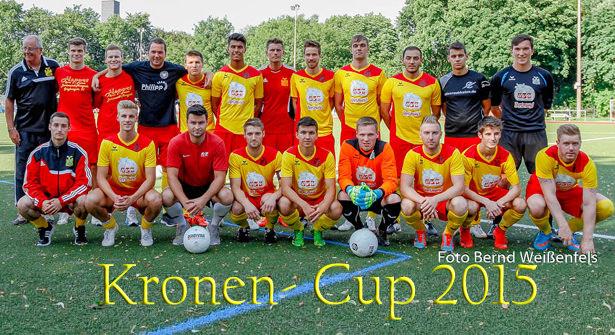 Vorbereitung in vollem Gange! 08/20 belegt 2. Platz beim 5. Kronen-Hellweg-Cup!
