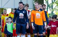 Saisoneröffnung im Volksbank Stadion. 08/20 siegt gg. Preußen Münster (U19)!