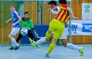 Futsal oder Hallenfußball? Westdeutscher Futsal Meister gg. Hallenfußballstadtmeister!