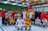 Westdeutscher Futsal Meister schlägt Hallenfußballstadtmeister!