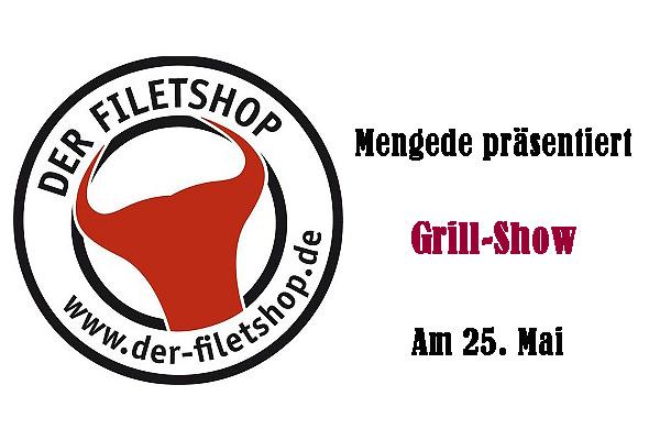 Mengede 08/20 präsentiert Grill-Show
