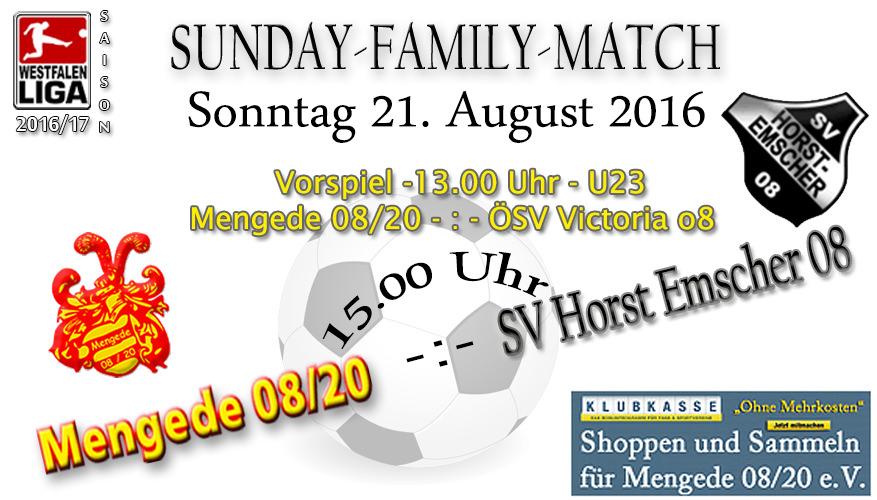Sunday-Familie