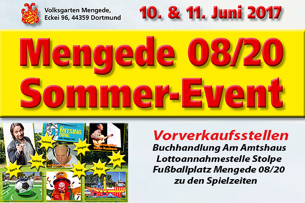 Sommer-Event 2017 im Volksbank Stadion