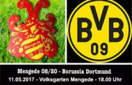 BVB zu Gast im Volksgarten Mengede