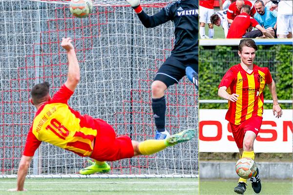 Gastgeber SC Neheim gewinnt 2:0