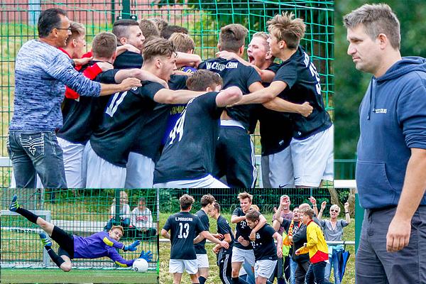 U19 gewinnt Herzschlagfinale - Emotionen und der reine Wahnsinn.