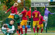 Heimniederlage im Spitzenspiel der U19