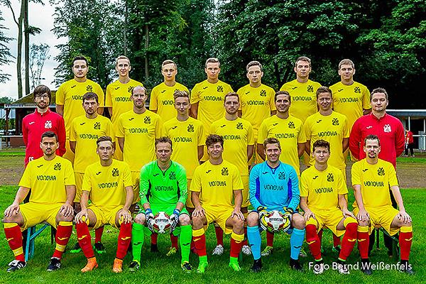 08/20 verpflichtet Marc Büker als U23 Trainer
