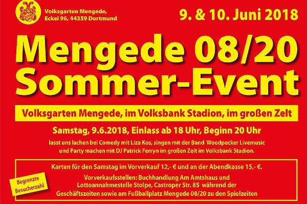 Sommer-Event 2018 im Juni