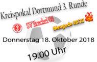 Kreispokal 3.RD- SV Brackel 06 - Mengede 08/20