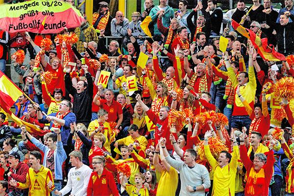 Die Vorrunde - Budenzauber in Dortmund