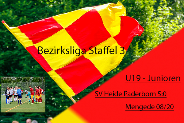U19 – klare Niederlage beim Spitzenreiter!