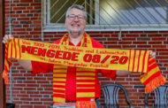 111 Jahre Mengeder Fußball -  Neuer Mengeder Fanschal