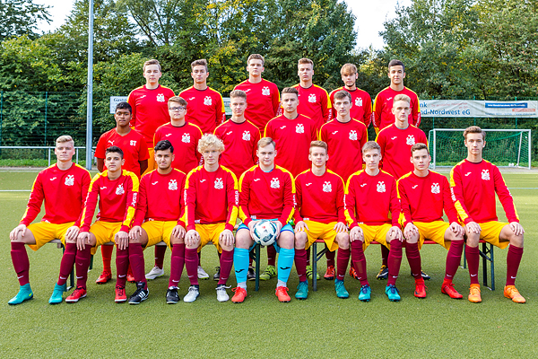 U19  Saisonrückblick ,  Wettbewerbe 2018 / 2019